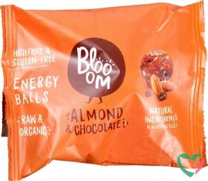 Blooom Energiebal amandel & chocolade bio