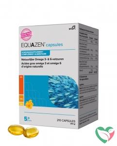 Equazen Eye q capsules omega 3- & 6-vetzuren