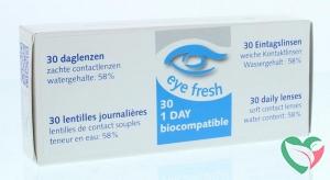 Eyefresh Daglenzen -2.50