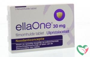 Ellaone Ellaone 30 mg filmonhulde tablet