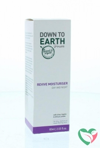 Down To Earth African potato revive creme tube