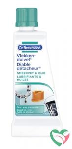 Beckmann Vlekkenduivel smeervet & olie