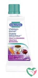 Beckmann Vlekkenduivel fruit & drank