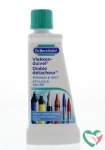 Beckmann Vlekkenduivel pennen & inkt