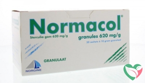 Normacol Normacol sachet 10 gram UAD