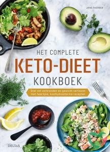 Deltas Het complete keto dieet kookboek