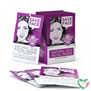 Fuss Free Nat Face mask refresh revive