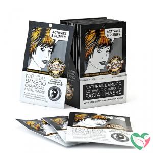 Fuss Free Nat Face mask pore purifying minimizing