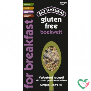 Eat Natural Breakfast boekweit glutenvrij
