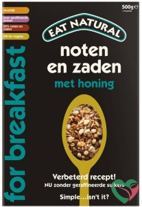 Eat Natural Breakfast noten & zaden