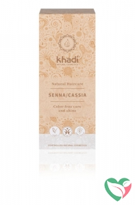 Khadi Haarkleur senna/cassia natural