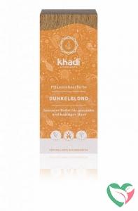Khadi Haarkleur dark blond