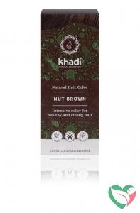 Khadi Haarkleur natural hazel