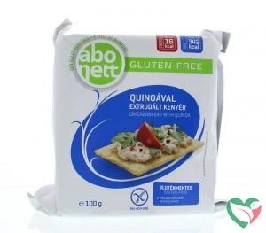 Abonett Crackers met quinoa