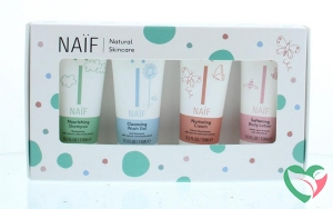 Naif Baby mini set 4 x 15 ml