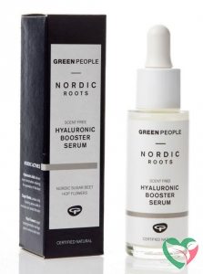 Green People Nordic Roots serum hyaluronic booster