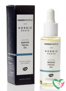 Green People Nordic Roots facial oil marine