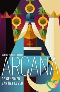 A3 Boeken Arcana de geheimen van het leven