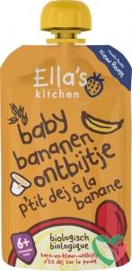 Ella's Kitchen Baby ontbijtje banaan 6+ maanden bio
