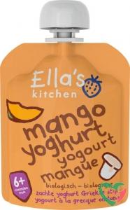 Ella's Kitchen Mango yoghurt griekse stijl 6+ maanden bio
