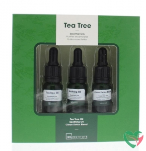 IDC Geschenkverpakking tea tree essential oils