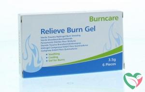 Burncare Gel sachet 3.5 gram
