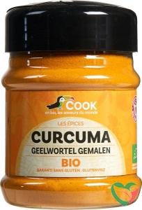 Cook Geelwortel curcuma gemalen
