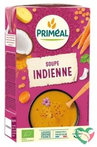 Primeal Soep rode linzen kokos curry