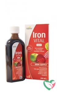 Hubner Iron Vital