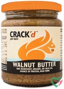 Crack'd Walnootpasta organic