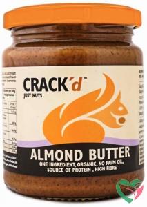Crack'd Amandelpasta organic bio
