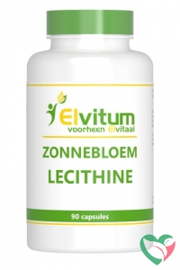 Zonnebloem lecithine