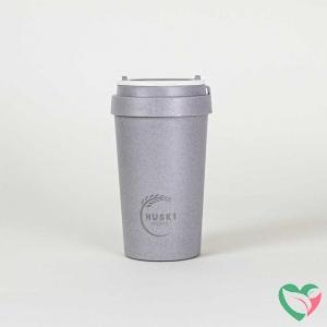 Huski Home Rice husk cup slate 400 ml