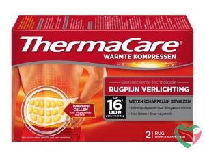 Thermacare Rugpijn verlichting warmte kompres