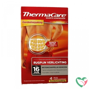 Thermacare Promopack rug kompres