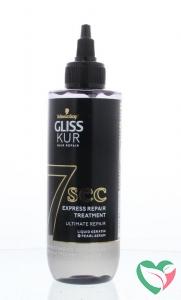 Gliss Kur Spray ultimate repair