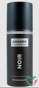 Amando Noir deodorant spray