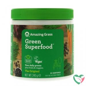 Amazing Grass Green original super food