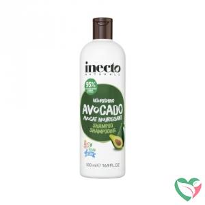 Inecto Naturals Avocado shampoo