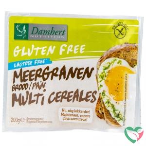 Damhert Meergranenbrood glutenvrij