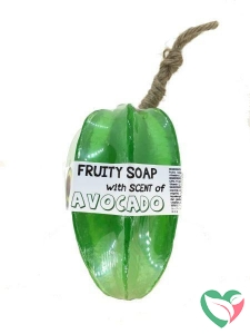 Fruity Soap Avocado zeep