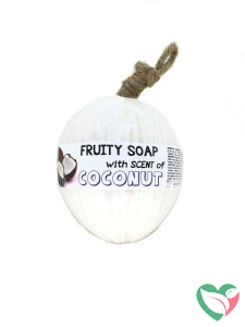 Fruity Soap Kokosnoot zeep