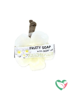 Fruity Soap Frangipani zeep