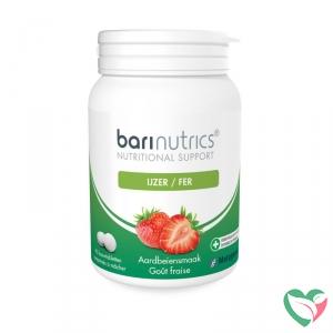 Barinutrics IJzer aardbei