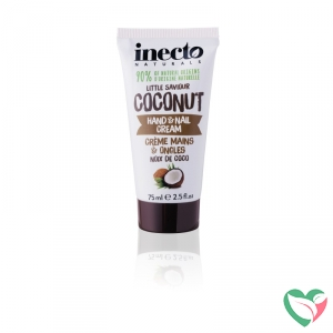 Inecto Naturals Coconut hand & nagelcreme