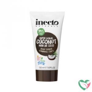 Inecto Naturals Body scrub coconut