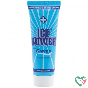 Ice Power Cold creme tube