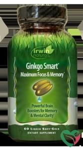 Irwin Naturals Ginkgo smart