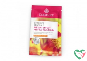 Dermasel Instant-effect anti-fatigue masker