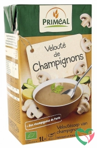 Primeal Veloute soep champignons